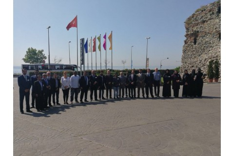 Istanbul hosted GULFMET Week Events (April 22-26, 2018)