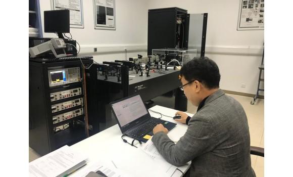 APMP on-site peer-review of SASO NMCC...